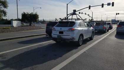 Apples selbstfahrendes Auto