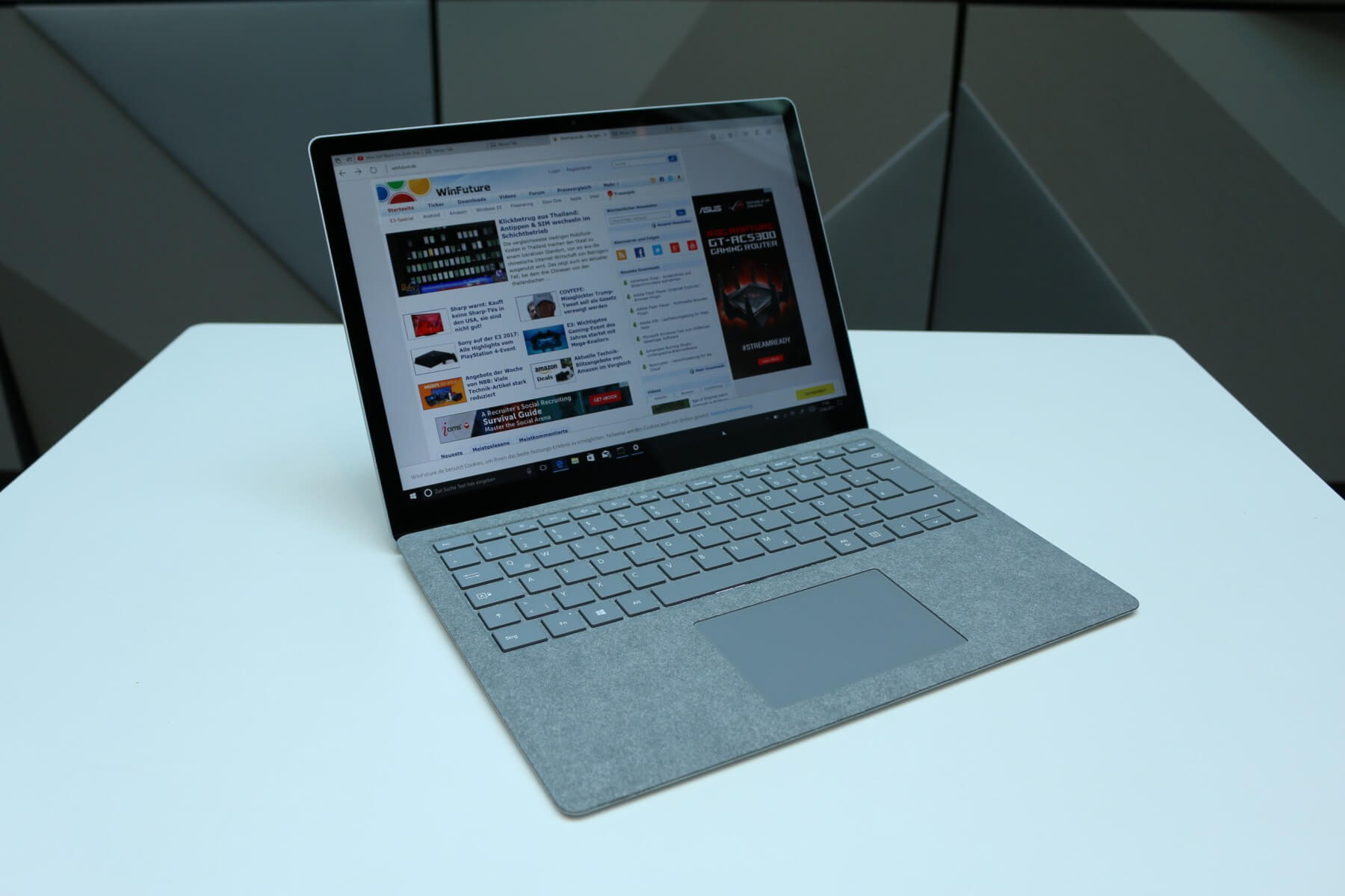 Apple iPad Pro als Reaktion auf Surface — Microsoft-Manager