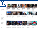 YouTube: Neues Design