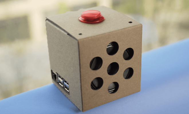 Raspberry Pi Google Assistant Speaker