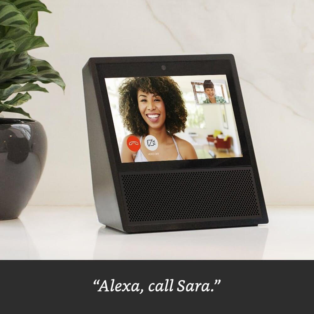 Amazon stellt Echo Show vor und so funktioniert Alexa mit Display