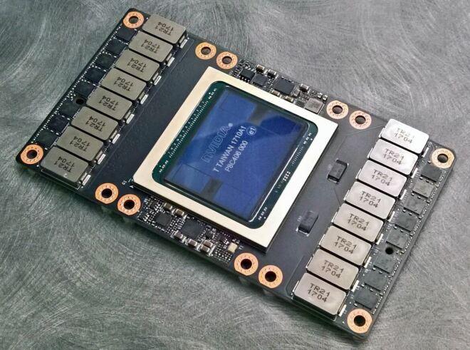 Nvidia Turing: Codename der kommenden GeForce-Grafikkarten enthüllt?