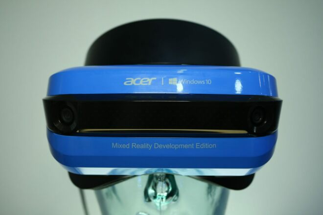 Acer Mixed Reality Developer Edition Headset