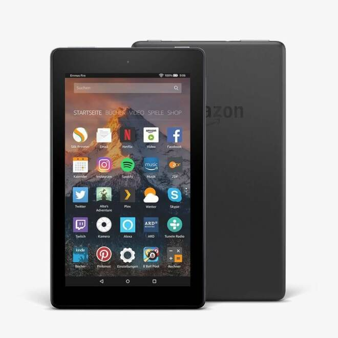 Amazon Fire 7 und Fire HD 8 (2017)