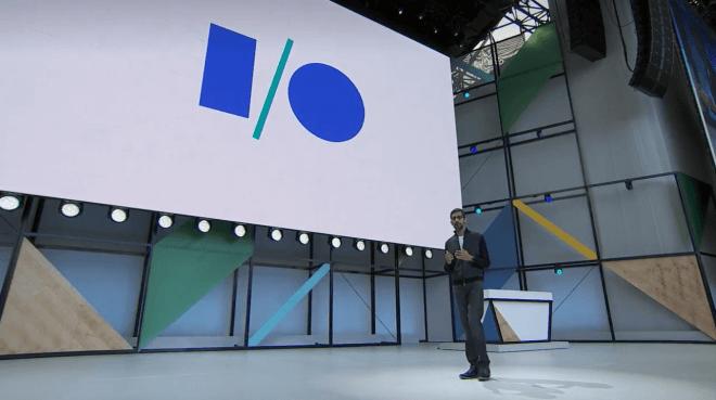 Google I  O 2017