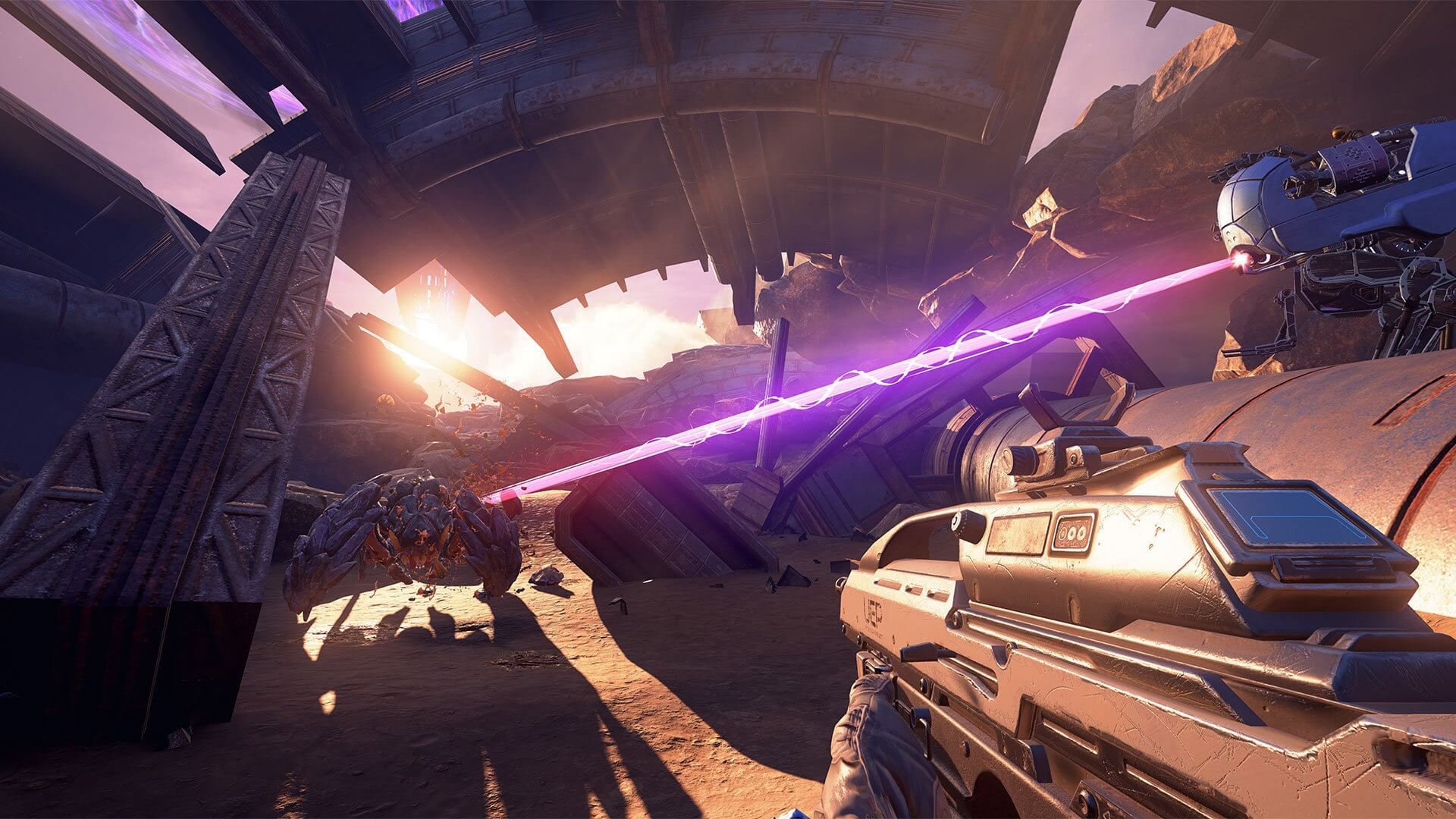 Farpoint Fur Ps4 Reales Shooter Erlebnis In Vr