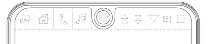 LG Display Patent mit Ausschnitt für Kamera
