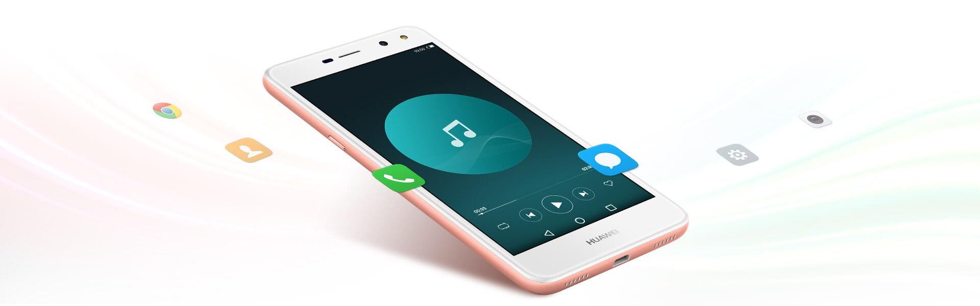 Huawei Y6 2017: Neues Einsteiger-Smartphone mit 5 Zoll