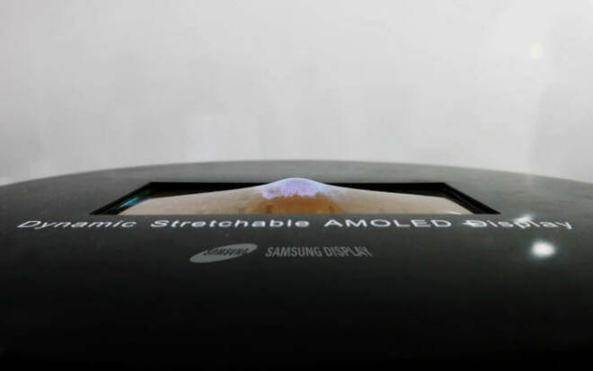 Samsung Dynamic Stretchable AMOLED Display