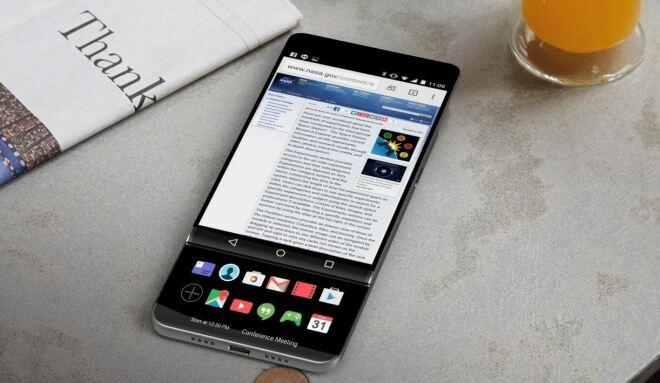 LG V30 Konzept