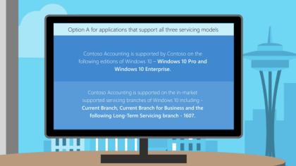 Windows 10 im Unternehmen