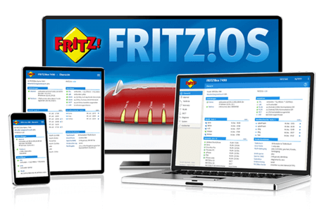 AVM FritzBox 7582