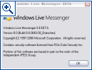 Windows Live Messenger 8.0.0683 Beta