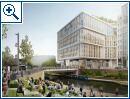 Neue Google-Zentrale in London