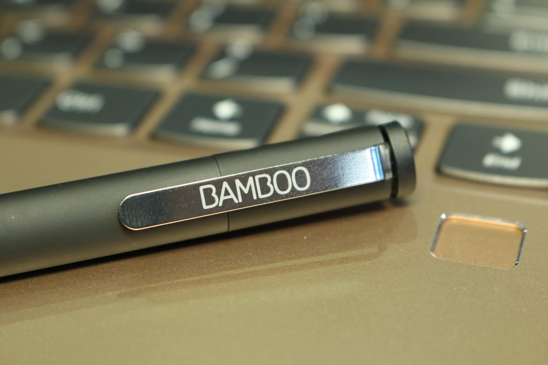 Wacom Bamboo Ink: Der bessere Stylus für Surface Pro & Co