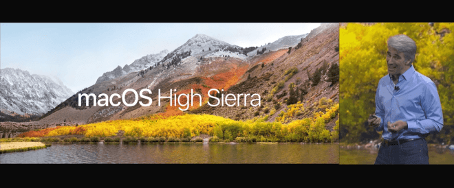 Apple macOS High Sierra