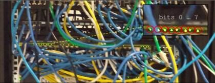 Datendiebstahl über Router-LEDs