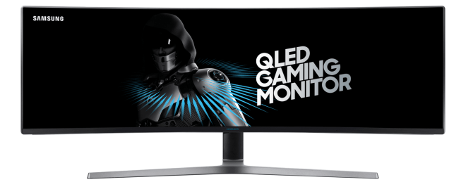 Samsung Curved Monitor CHG90