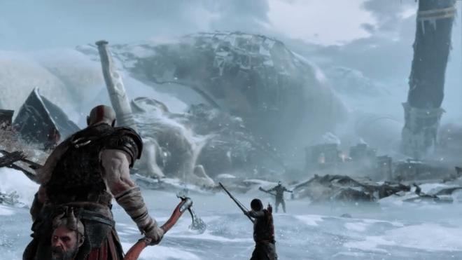 God of War - Be a Warrior