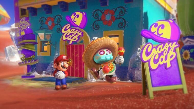 Super Mario hängt seinen Job an den Nagel