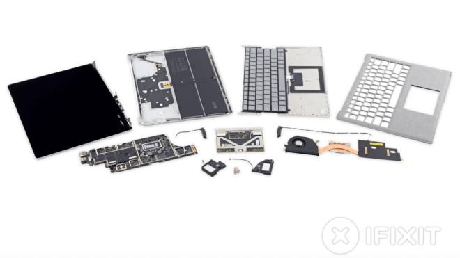 iFixit Microsoft Surface Laptop