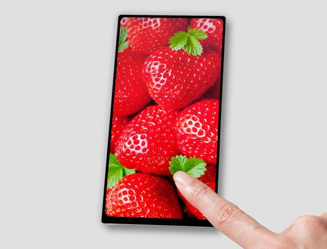 JDI Full Active Display für Smartphones
