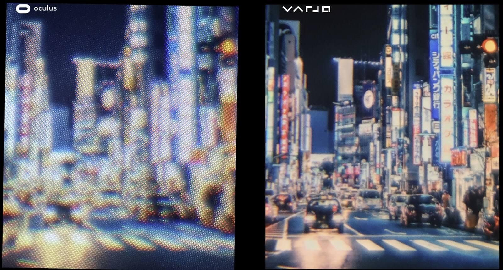 VR-Headset von Varjo will Auflösung des menschlichen Auges erreichen ...