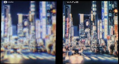 Varjo VR 20/20