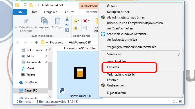 Osd Windows 10