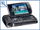 Nokia N72, N73 und N93