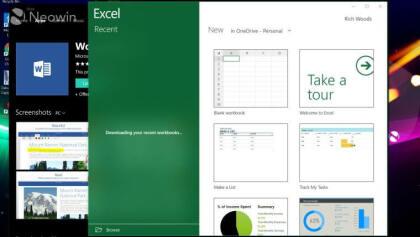 Fluent Design für Office Mobile