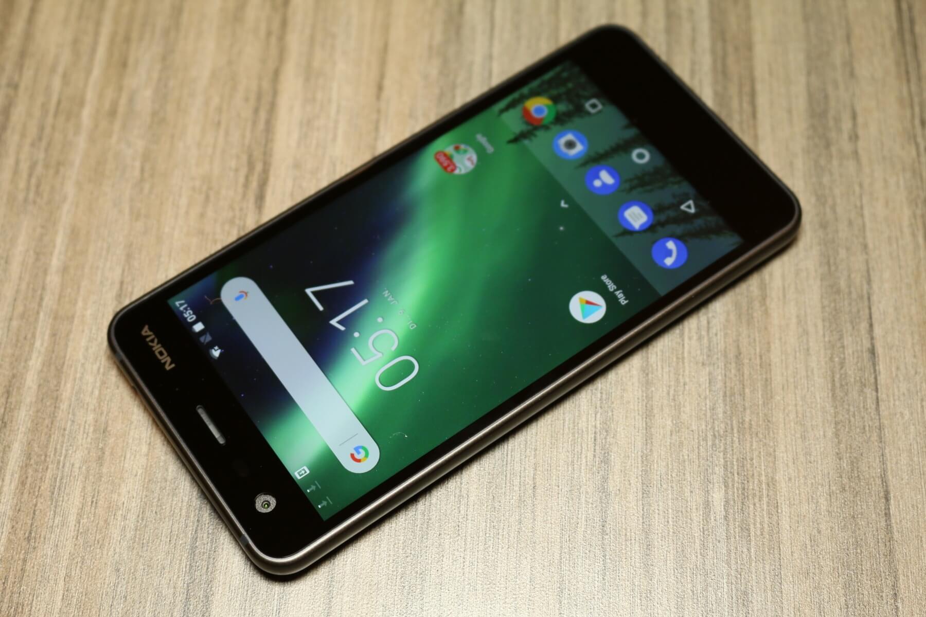 Das Nokia 2 kommt mit …