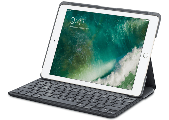 Logitech Canvas Keyboard Case for iPad