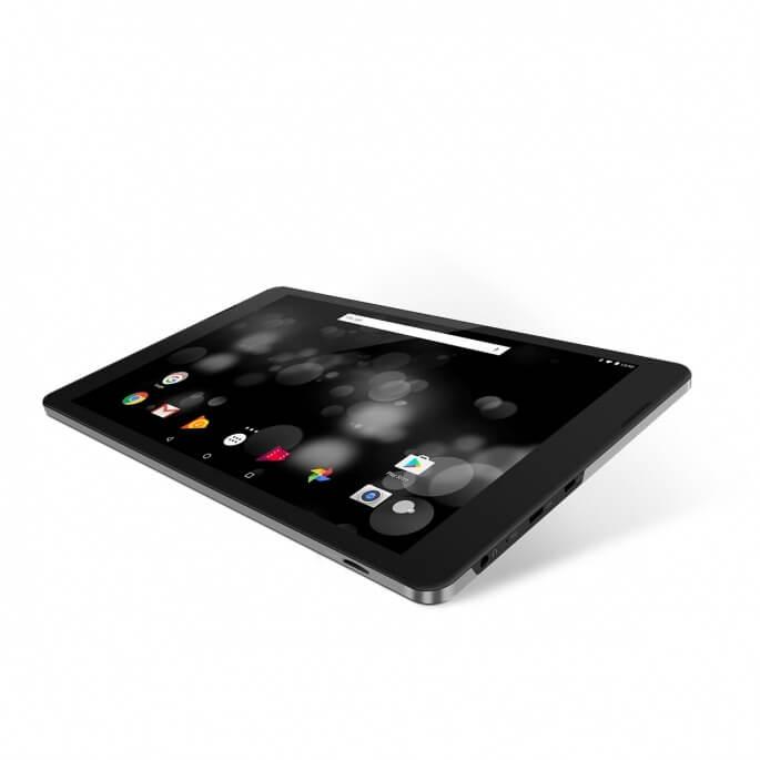 Primetab P10: 6.600-mAh-Tablet mit Aluminium-Gehäuse vorgestellt