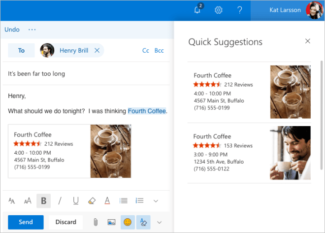 Outlook.com (Beta)
