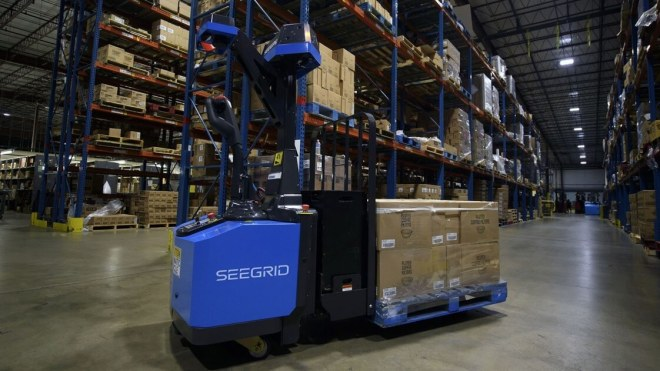 Seegrid GP8 Series 6