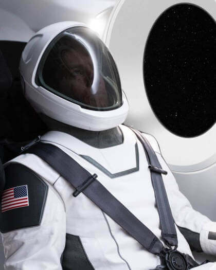 SpaceX-Raumanzug