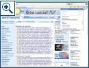 Internet Explorer 7 Beta 2 (7.0.5346.5) Deutsch