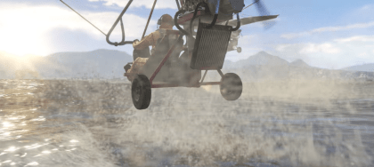 GTA Online: Smuggler's Run