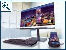 Samsungs neue USB Type-C-Monitore