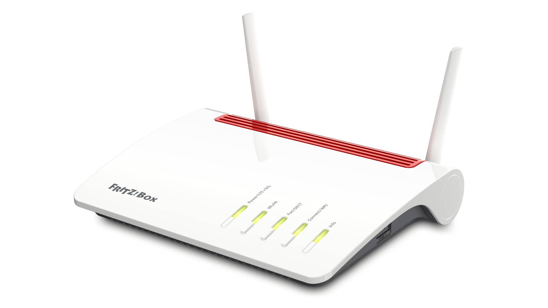 LTE & DSL: Neuer FritzBox 6890 LTE-Router startet bereits im ...