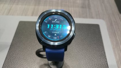 Samsung Gear Sport & Fit2