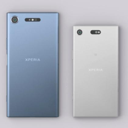 Sony Xperia XZ1 und XZ1 Compact