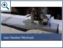 Nähroboter von SoftWear Automation