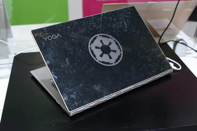 Lenovo Yoga 920 Star Wars Edition