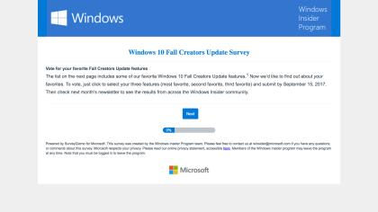 Microsoft beginnt am 17. Oktober mit dem Rollout