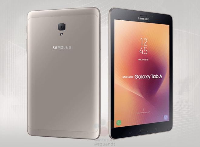 Samsung Galaxy Tab A (2017) bereits offiziell gelistet
