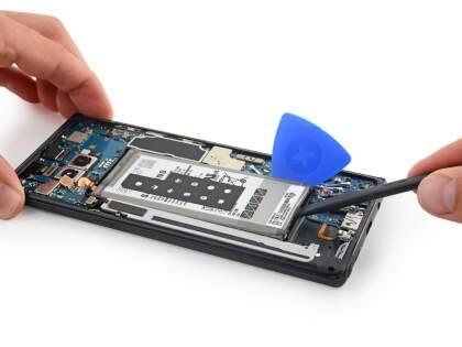 iFixit Samsung Galaxy Note 8 Teardown