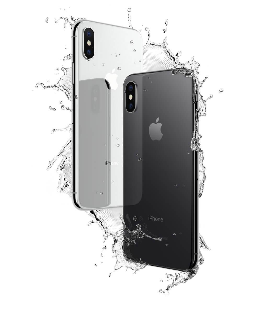 iPhone X Galerie