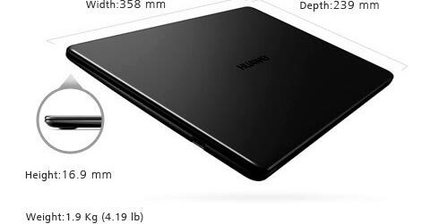 Huawei MateBook B200